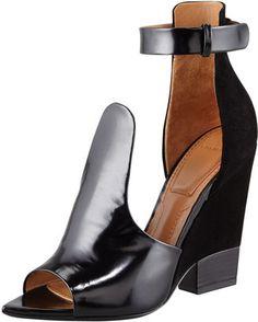 Givenchy Wan Podium Sandal at ShopStyle