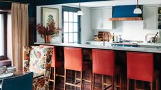INTERIOR DESIGN – How To Create A Kitchen With Color