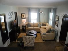 Living rooms airy redesign