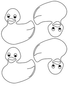 D is for Duck Coloring Page - Tracing - Twisty Noodle ...