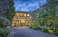 Hockley Valley Resort- Near Orangeville, Ontario Canadian Winter, Downtown Toronto, Jacuzzi, Burlington Ontario, Events, Mansions, Gta, House Styles, Places