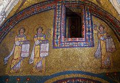 Rom, Via di Santa Prassede, Santa Prassede, Cappella di San Zenone (St. Zeno Chapel)