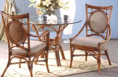 Casual, Contemporary and Conventional Outdoor Furniture Indoor Wicker Furniture, Outdoor Furniture Sets, Outdoor Decor, Low Country, Dining Chairs, Cushions, Contemporary, Floral, Home Decor