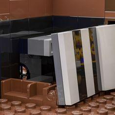 LEGO IDEAS - - The Pirate Bay Pirate Lego, Lego Ship, Tiki Lounge, Small Farm, Legos, Pirates, Lego Ideas, Ships, Lego Boat