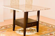 Madrid Counter Height Table