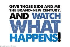 Watch What Happens - Newsies