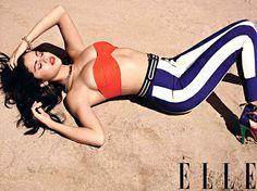 Selena Gomez Shows Major Cleavage in Sexy Bra Top for Elle Mag : HOT !Selena Gomez is all grown up!  http://www.schoolanduniversity.com/study-programs/arts-design-fashion/Models Thanks! | schoolandunivers