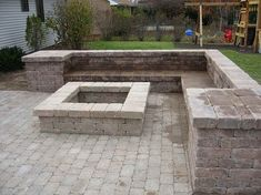 planning outdoor fire pit and kitchen | Building a Fire Pit - Step to Build a Fire Pit with fine stones