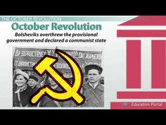 The Russian Revolution Timeline, Causes Effects - YouTube