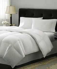 600 Thread Count King Goose Down Alternative Comforter 750FP, White by Egyptian Linens. $74.99. Luxury down alternative comforter provides medium warmth for year-round comfort. Luxurious 600TC Egyptian Cotton Cover. Hypo-allergenic, Allergy Free. True baffle box design to keep the down in place. Filling with 500+ Fill power, Hand Harvested White, 100% Down Alternative. Down Alternative is 102 x 86 inches. Package contains 1 Down Alternative Comforter in a beautif...