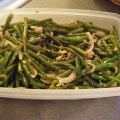 Asparagus Salad with Fresh Mozzarella