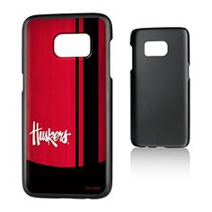 Nebraska Cornhuskers Galaxy S7 Slim Case NCAA  http://allstarsportsfan.com/product/nebraska-cornhuskers-galaxy-s7-slim-case-ncaa/  Officially Licensed by the NCAA Designed and printed in Portland, OR USA Glossy finish that creats a smooth surface that won't cling to your pocket