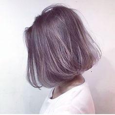 「夏の髪色悩んでる?「グレージュカラー」ならハーフ風おフェロが作れます♡」に含まれるinstagramの画像|MERY [メリー]