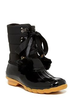Arctic Plunge Womens ALVARA Boot Black 10 * Be sure to check out this awesome product.