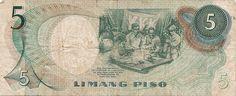 Marcos - 5 pesos back | Flickr - Photo Sharing!