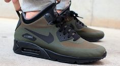 The Nike Air Max 90 Is Getting Ready for Winter