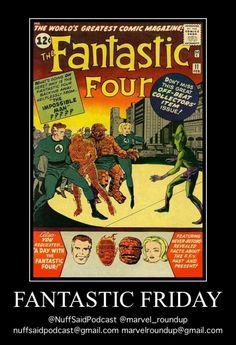 Fantastic Four Friday!
