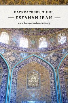 Esfahan during Imam Ali's birthday - Backpack Adventures