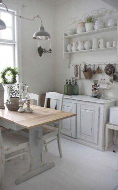 Дизайн кухни в стиле прованс: французский шарм и деревенское очарование (60 фото) http://happymodern.ru/kuxnya-v-stile-provans-60-foto-francuzskij-sharm-i-derevenskoe-ocharovanie/ kuhnya_provans_056