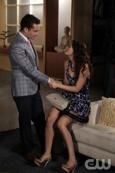 Chuck and Blair - Gossip Girl