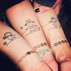 """""""Grazie a queste 3 #meravigliose #sorelle che indossano #LumiereBijoux ♡ giovedì…"""