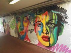 Dal Sottopasso stazione Milano Greco Pirelli Foto di Pino Branca #milanodavedere Milano da Vedere
