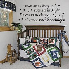 Read Me a Story | Wall Decals
