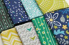 Modern Yardage fabrics by Heather Dutton by Fresh Lemons : Faith @Faith Jones @Modern Yardage #fabric #sewing #modernyardage