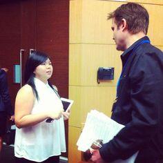In conversation #WITnext #traveljobcamp #Webintravel #travel #SMU #Singapore #university - @webintravel- #webstagram