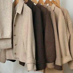 Cream Aesthetic, Aesthetic Colors, Brown Aesthetic, Aesthetic Vintage, Aesthetic Pictures, Aesthetic Clothes, Estilo Dark, Mode Grunge, Elegantes Outfit
