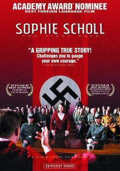 One of Sophie Scholl's fellow White Rose members was just canonized an Orthodox Christian Saint. We plan to watch this Friday night for dinner and discussion at St. Stephens. Join us!