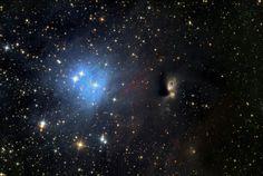 Reflection Nebula Vbd1