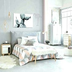 Fine Deco Chambre Lit Gris that you must know, You?re in good company if you?re looking for Deco Chambre Lit Gris Trendy Bedroom, Bedroom Interior, Bedroom Design, Room Inspiration, Bedroom Decor, Home Decor, Room Makeover, Room Decor, Bedroom Colors