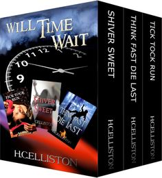 Chantel Rhondeau: #BookReview ~ Will Time Wait ~ Thrillers