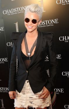 Ruby Rose Photos - Chadstone Official Launch Party - Zimbio