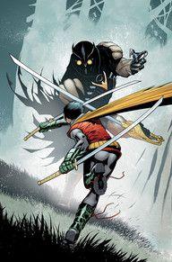 BATMAN AND ROBIN #9 | DC Comics