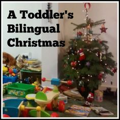 Toddler's Bilingual Christmas
