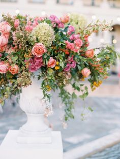 Carnival inspired wedding full of color: http://www.stylemepretty.com/2014/08/13/carnival-inspired-wedding-full-of-color/ | Photography: http://ryanrayphoto.com/