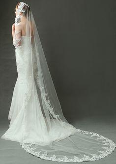 Cotton Wedding Veils