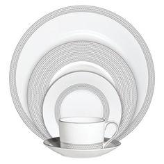 139.00$  Buy here - http://vieyr.justgood.pw/vig/item.php?t=nrljbu33747 - Wedgwood Moderne Dinnerware 139.00$