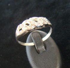 Jewel Doctor: ANEL PRATA - SILVER RING - repair