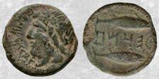 SPAIN / IBERIA / Archaeo - IBERIA. (Pre-Roman Spain) - Acuñaciones ibéricas meridionales y sudlusitanas