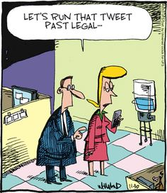 Corporate tweeting: not so simple!