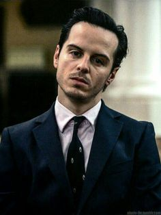 Moriarty - have I pinned this before? Do I care??