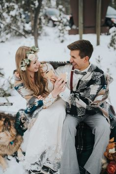 Tips For Planning The Perfect Wedding Day. A wedding should be a joyous occasion for everyone involved. The tips you are about to read are essential for planning and executing a wedding that is both Cozy Wedding, Snow Wedding, Dream Wedding, Wedding Wishes, Elegant Wedding, V Neck Wedding Dress, Perfect Wedding Dress, Wedding Dresses, Winter Bride