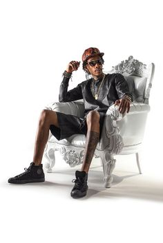 WIZ KHALIFA x FLAT FITTY – 2013 Collaboration « The Hype BR