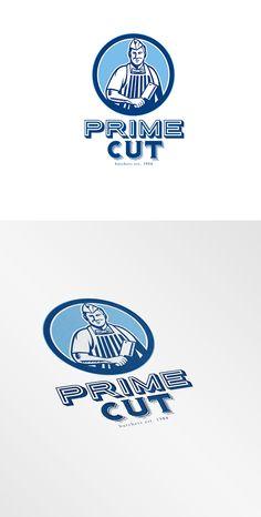 Prime Cut Butcher Logo