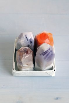 Fall For DIY | Semi Precious Stone Soap Tutorial