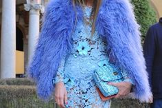 ADR in fur and lace
