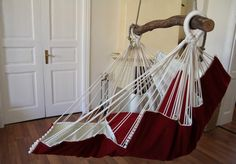 € 250.00 Hammock chair Red White
